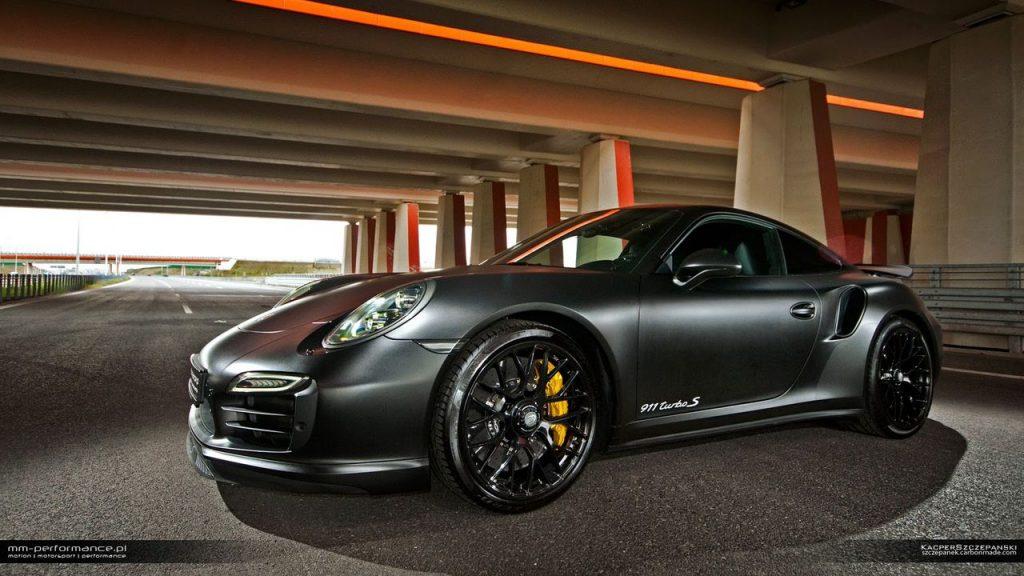 Тест-драйв Porsche 911 Turbo S от Давидыча или мнение любителя BMW